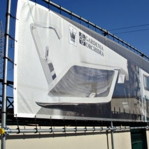 Banner Pubblicitario Grande Formato