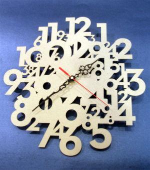 Orologio Numeri In Plax
